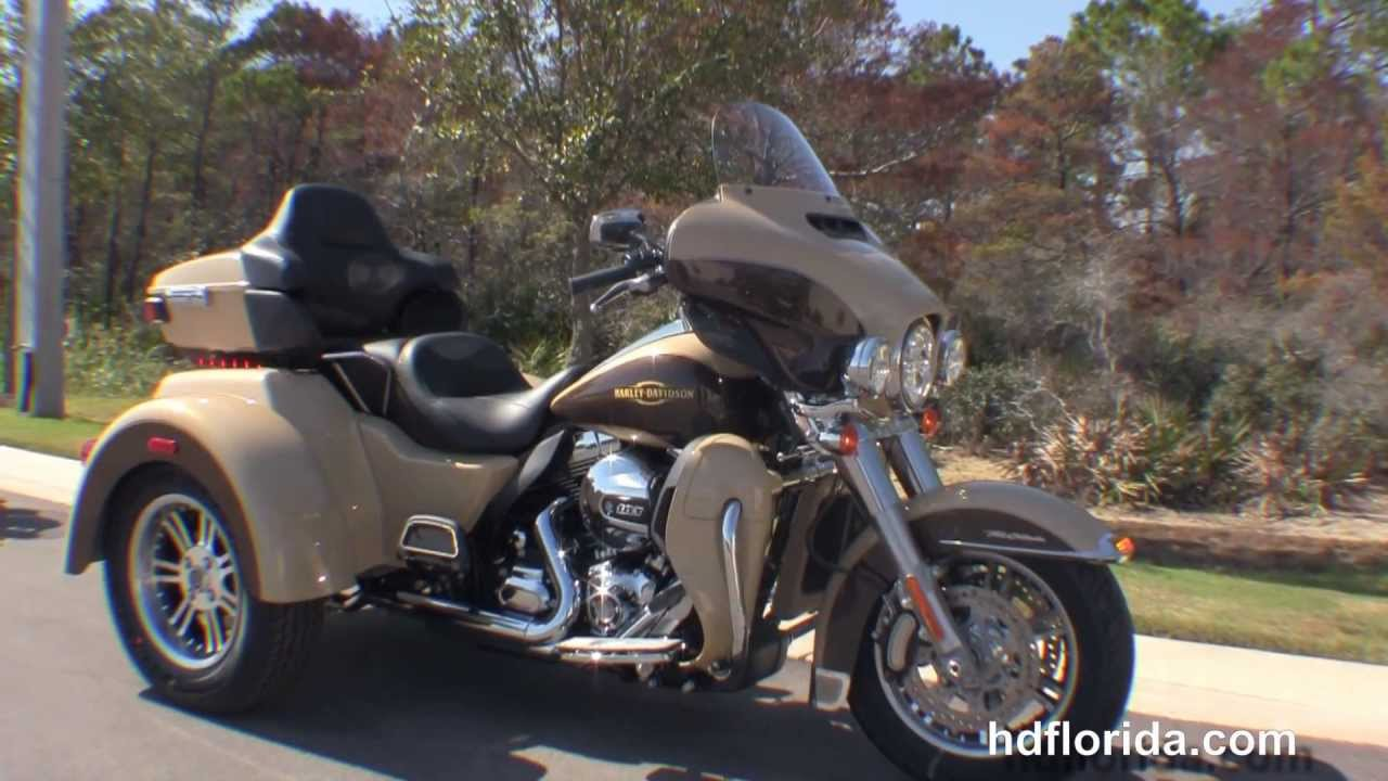 new 2014 harley davidson tri glide ultra trike motorcycles for sale project rushmore youtube. Black Bedroom Furniture Sets. Home Design Ideas
