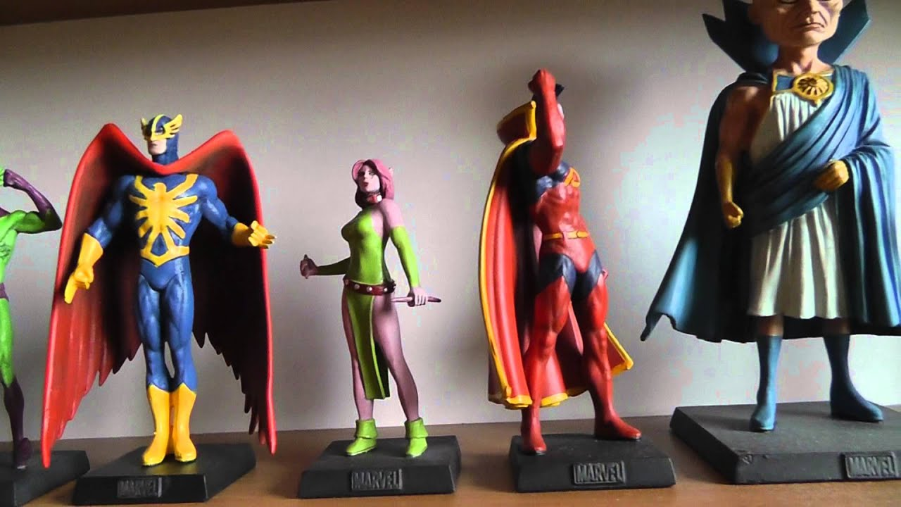 Statues Marvel collection Eaglemoss