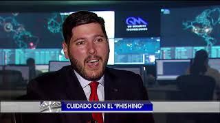 Evite ser víctima del phishing. WAPA TV Puerto Rico