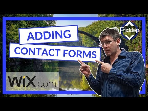How to add a contact form to your Wix ADI site