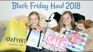 Black Friday Shopping Haul 2018 ~ Jacy and Kacy