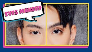 ĐÀO BÁ LỘC | Make Up Mắt _ Thủ Đoạn Giúp Đôi Mắt Đẹp