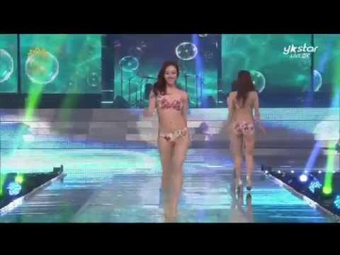 [2014 미스코리아 선발대회 Miss Korea Beauty Contest] 여신 강림! 명품 몸매의 향연~ 미스코리아 비키니 퍼레이드 with 딕펑스 'VIVA 청춘'