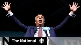 Brexit Party looking for votes in the EU Parliament | Dispatch