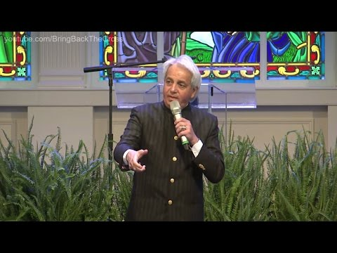 Benny Hinn - Roadmap into God's Presence