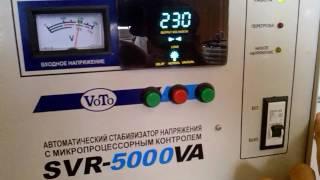 видео стабилизатор напряжения 220в