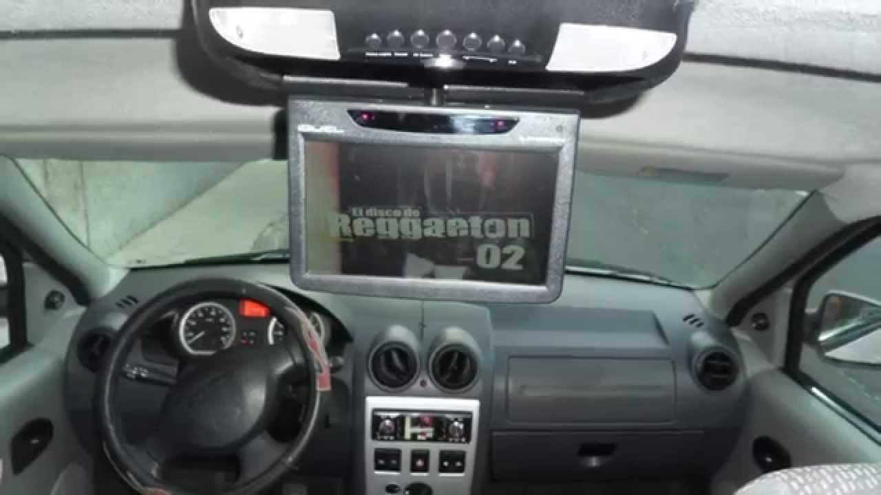 Instalaci U00f3n De Audiovideo En Un Dacia Logan  Espa U00f1ol