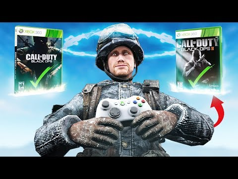 This will make you want to play the OLD Call of Duty games thumbnail
