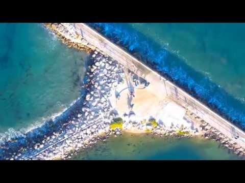 Santa Barbara Harbor Drone DJI Phantom 4 4k