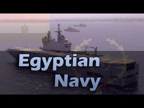 Egyptian Naval Forces - البحرية المصرية [HD]