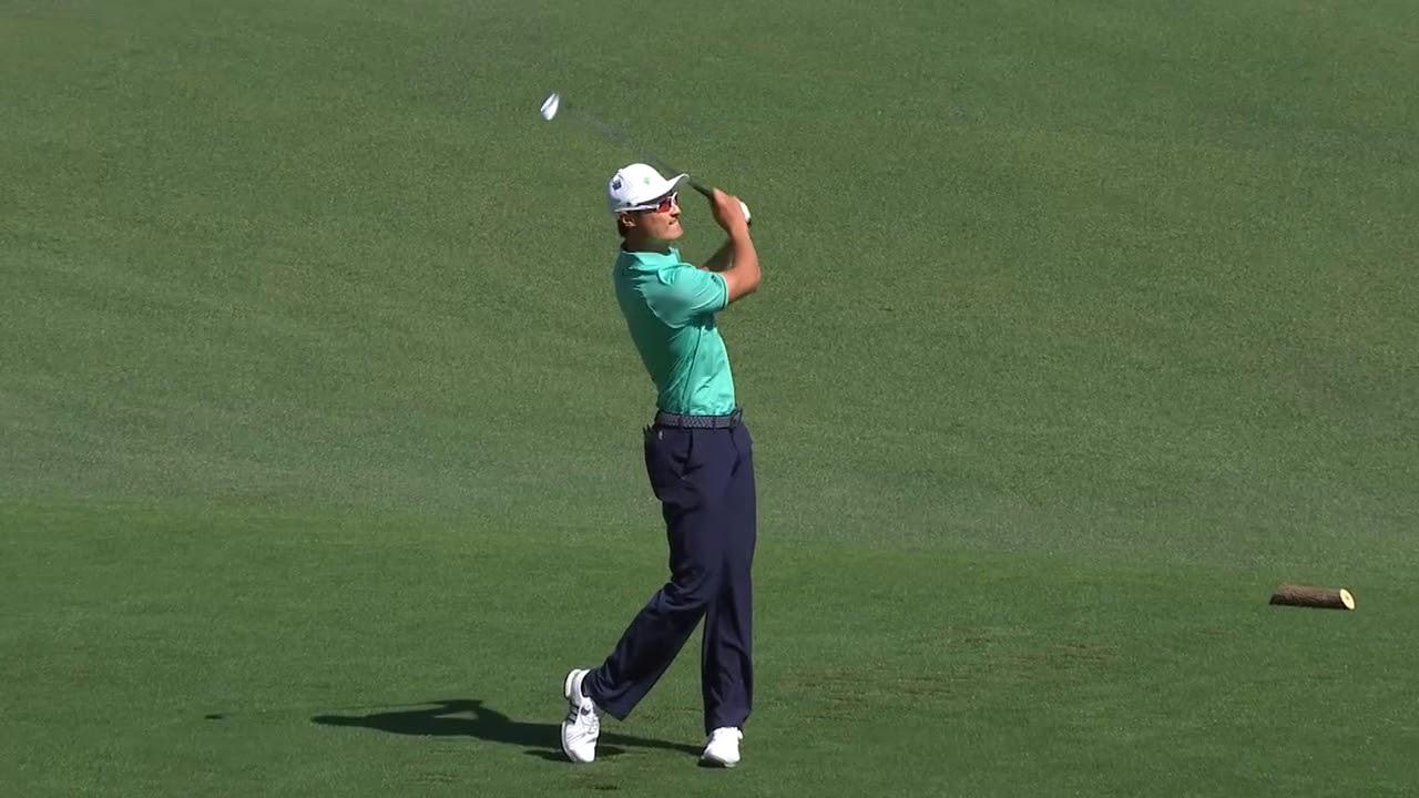 Haotong Li's First Round in Under Three Minutes