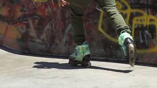 Franky Morales - USD Carbon Free+ DIY Skates