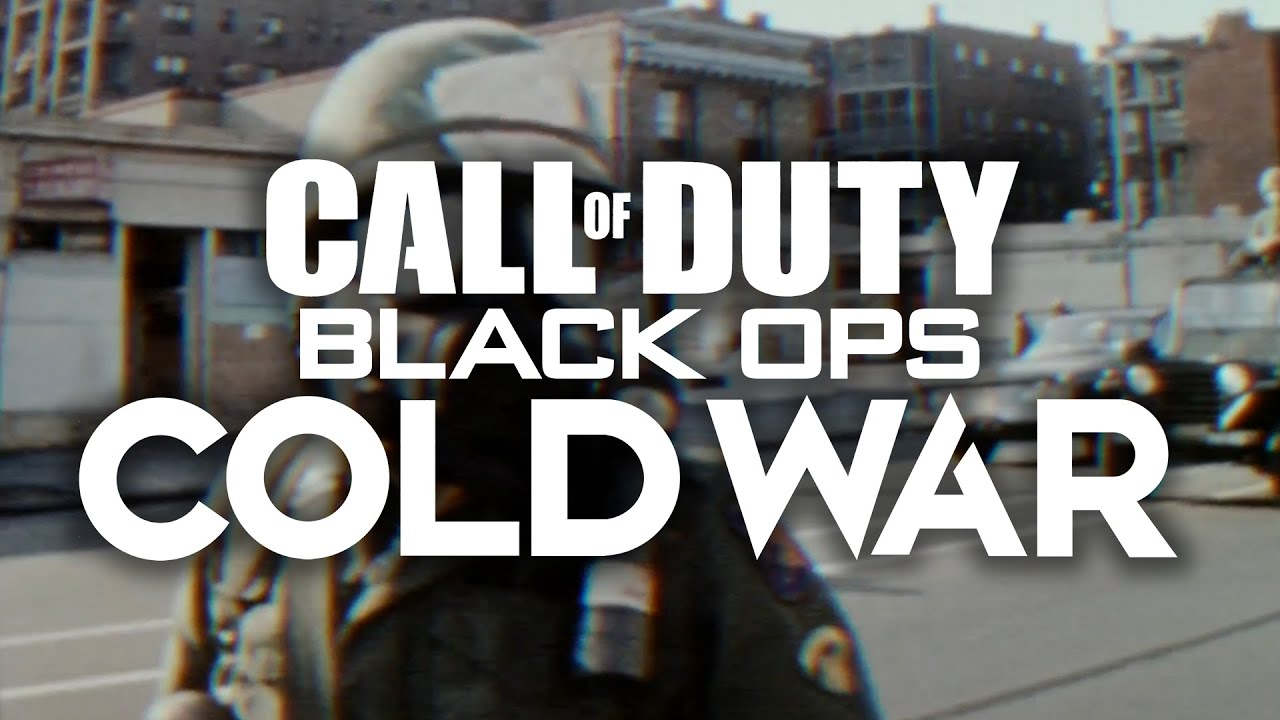 CALL OF DUTY: BLACK OPS COLD WAR Official Teaser Trailer (2020) Reveal NEW COD