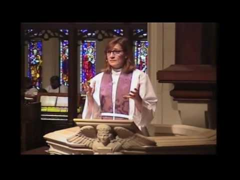 First Sunday of Lent. Dean Kate Moorehead.