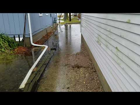 When hiring a drainage contractor in Macomb County, do this!