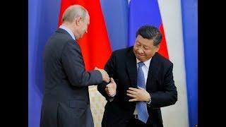 """焦点对话:习近平称普京""""最好知心朋友"""",俄中关系进入""""黄金时代""""?"""