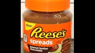 Reese's Spreads: Peanut Butter Chocolate Review