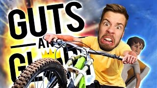 UNIVERSUMS BÄSTA SPELARE? | Guts and Glory #8