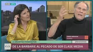 Argentina Frankenstein: De la barbarie al pecado de ser clase media