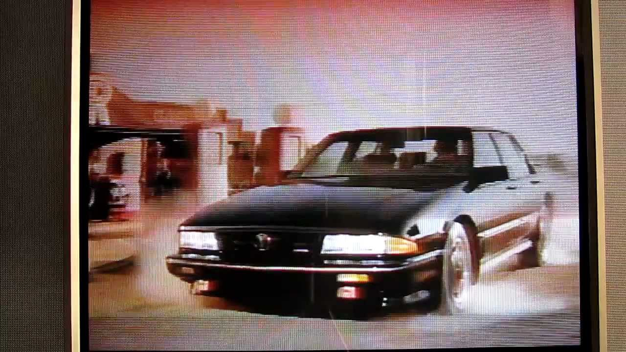 small resolution of 1989 pontiac bonneville sse commercial