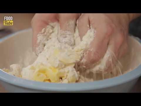 Как приготовить песочное тесто для пирогов от Джейми Оливера