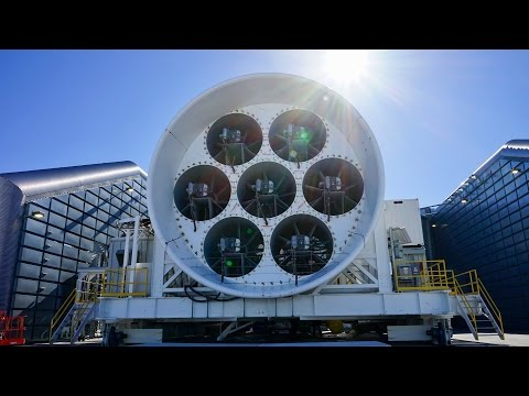Tour GE's Winnipeg jet engine testing facility