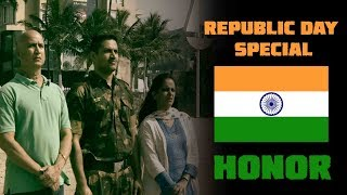 Honor | 26th January - Republic Day | Salute to Heroes of the Nation | CafeMarathi
