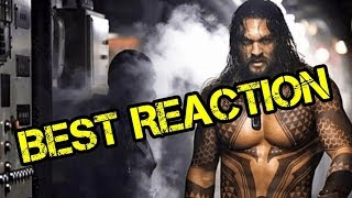 Best Aquaman Trailer Reaction | KEEP CALM AND GAME ON