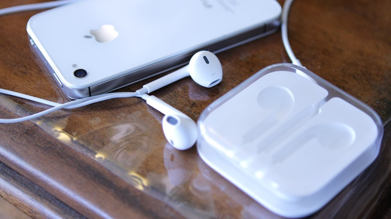 New Apple EarPods for iPhone 5 Unboxing & Review