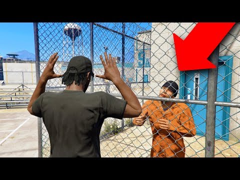 PUTTING PEOPLE IN PRISON! *JAIL BREAK!* | GTA 5 THUG LIFE #194