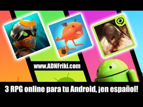 juegos rpg en espanol: