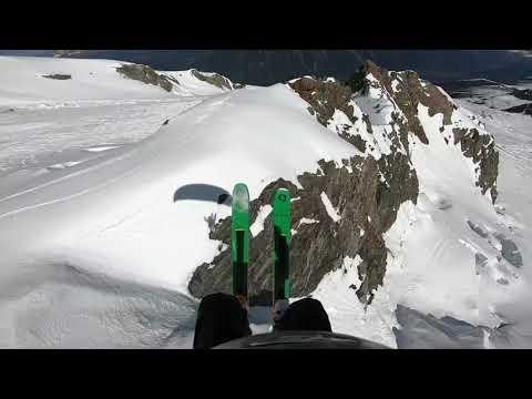 Speedriding Mont Blanc (4809m)