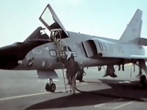 US Air Force Fighter-Interceptor Competition - 1965 - CharlieDeanArchives / Archival Footage