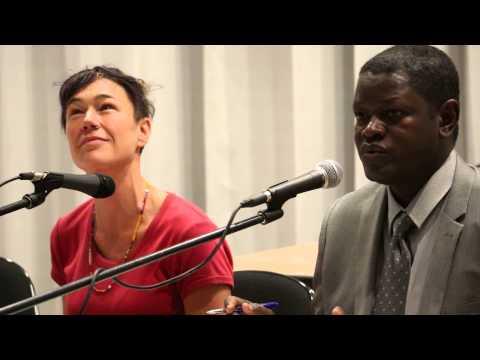 Darfur conference Holland 3