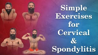 Simple Exercises for Cervical & Spondylitis