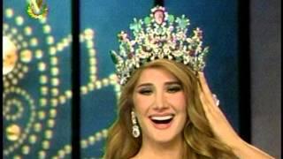 فيديو  مريم حبش تتوج بلقب ملكة جمال فنزويلا