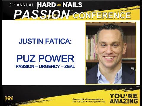 Justin Fatica - HN Passion Conference 2020