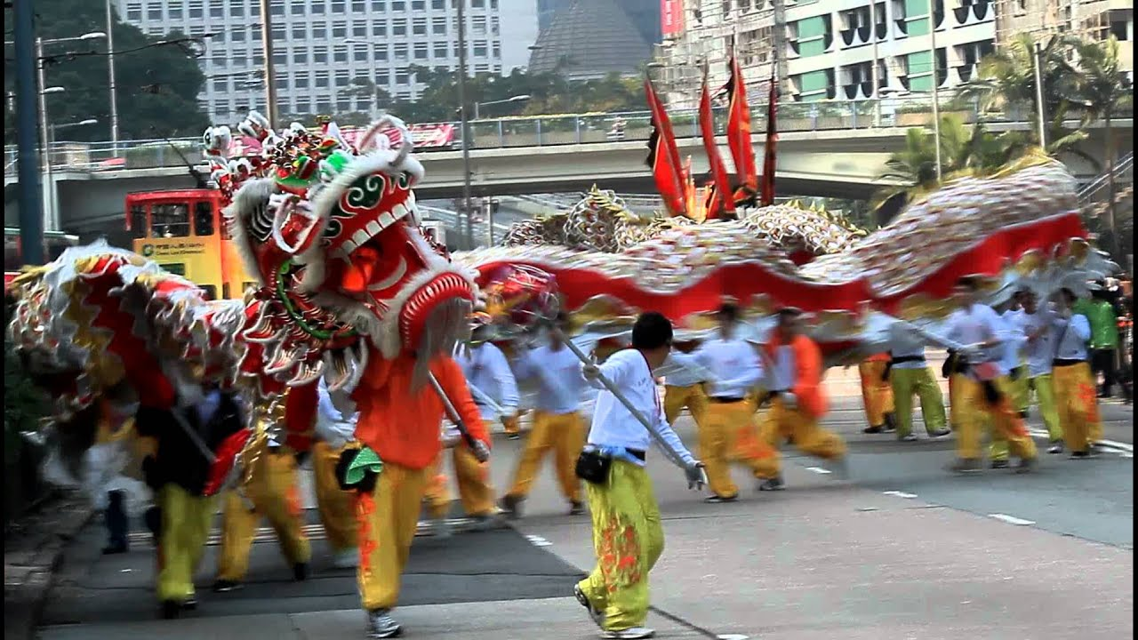 Hong Kong Dances