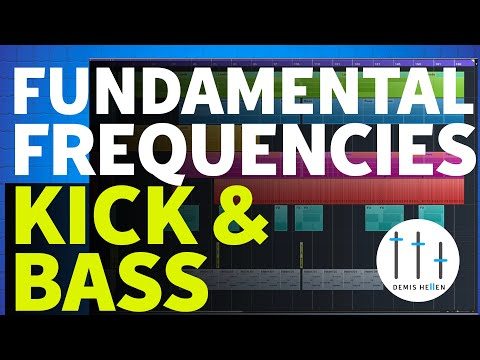 Fundamental Frequencies on Kick & Bass   Trance Tutorials