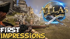 """ATLAS First Impressions """"Is It Worth Playing?"""""""
