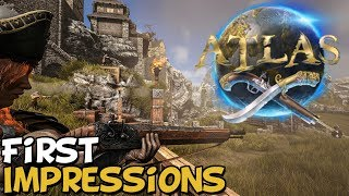 "ATLAS First Impressions ""Is It Worth Playing?"""