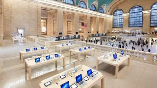 Apple Store Grand Central New York