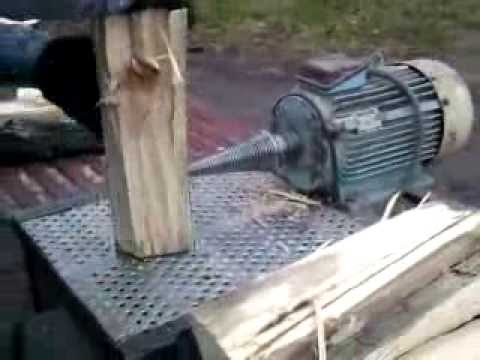 Дровокол процессор ютуб видео фото 50-318