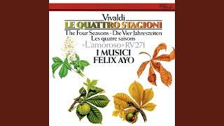 "Vivaldi: Concerto for Violin and Strings in G minor, Op.8, No.2, RV 315, ""L'estate"" - 3. Presto..."