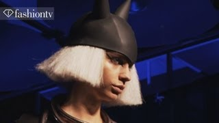 Cats on the Catwalk at Junko Koshino Summer Show in Tokyo | FashionTV JAPAN Thumbnail