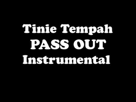 Tinie Tempah - Pass Out Instrumental + NEW Download Link