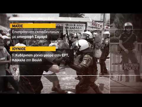 Τα 10 χρόνια που άλλαξαν την Ελλάδα