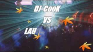 DJCOOK VS LAURENT WOLF -NO STRESS REMIX