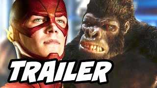 The Flash Season 2 Episode 7 Gorilla Grodd Trailer and Q&A