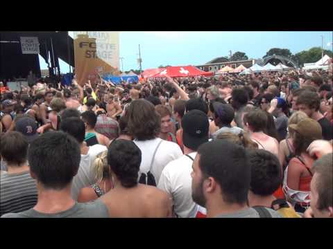 Bring Me The Horizon Set Live in HD[Warped Tour Orlando]
